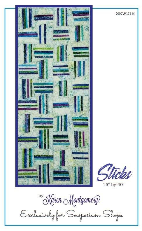 Sticks Pattern