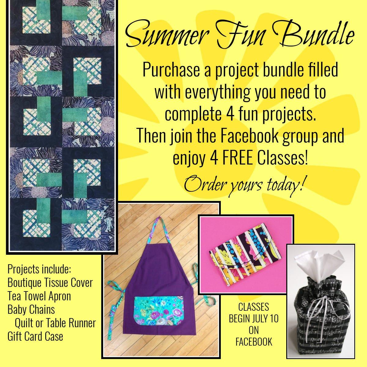 Batiks - Summer Fun Bundle