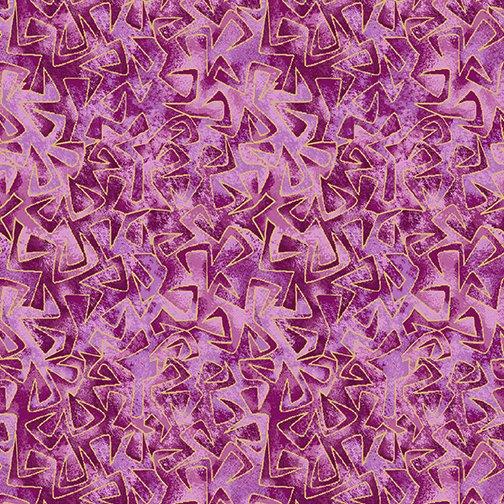 Believe in Unicorns Triangular Motion Rose