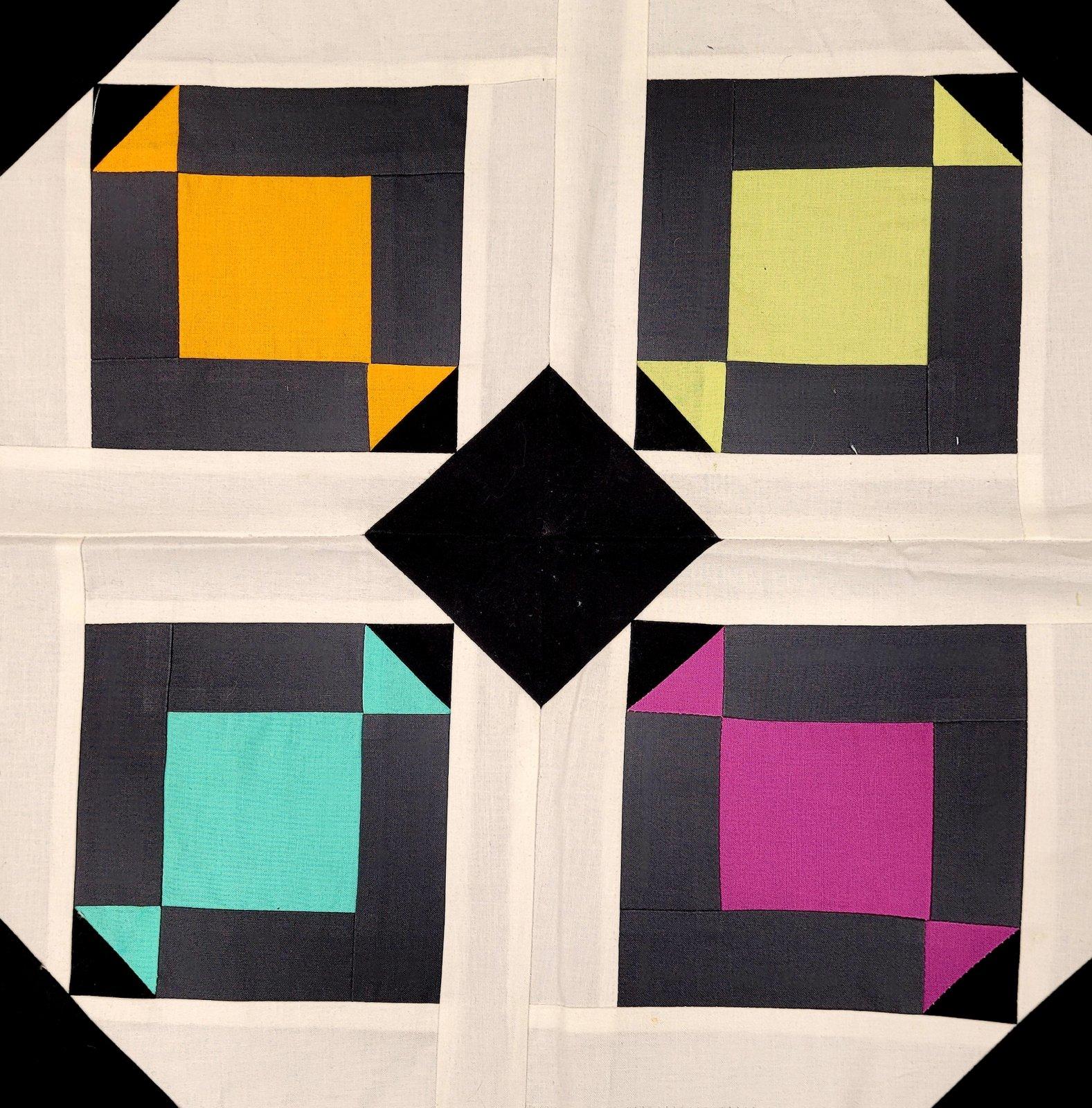 Quilter's Trek - Urban Farmhouse Fabric