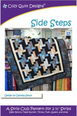 Side Steps by Cozy Quilts Designs
