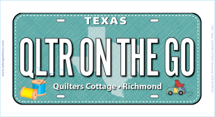 QLTR ON THE GO - License Plate 2017