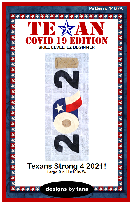TX Covid 19 Ed  Texans Strong 4 2021