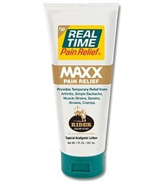 Real Time Pain Relief 4oz MAXX Tube