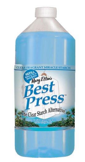 Best Press 32 Ounce Refill Caribbean Beach
