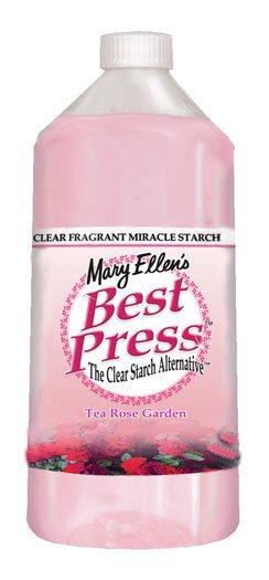 Best Press 32 Ounce Refill Tea Rose Garden