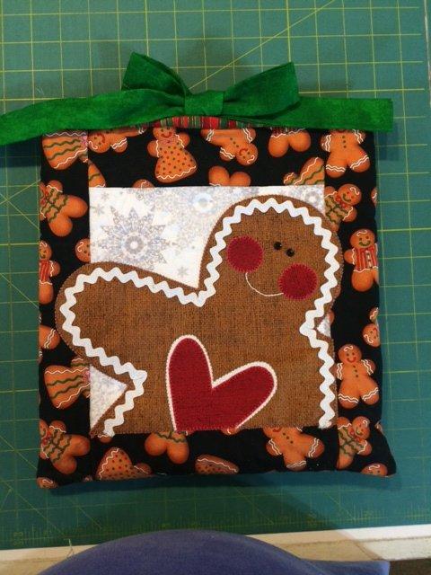 Gingerbread Man - Cake Pan Kit