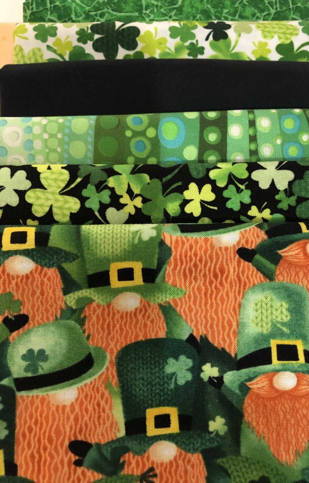 Candle Mats St Patricks Day