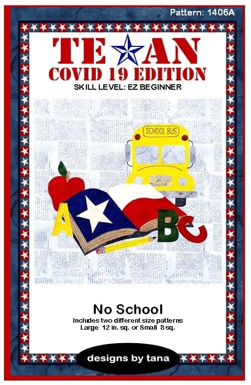Texan Covid 19 Edition No School Kit