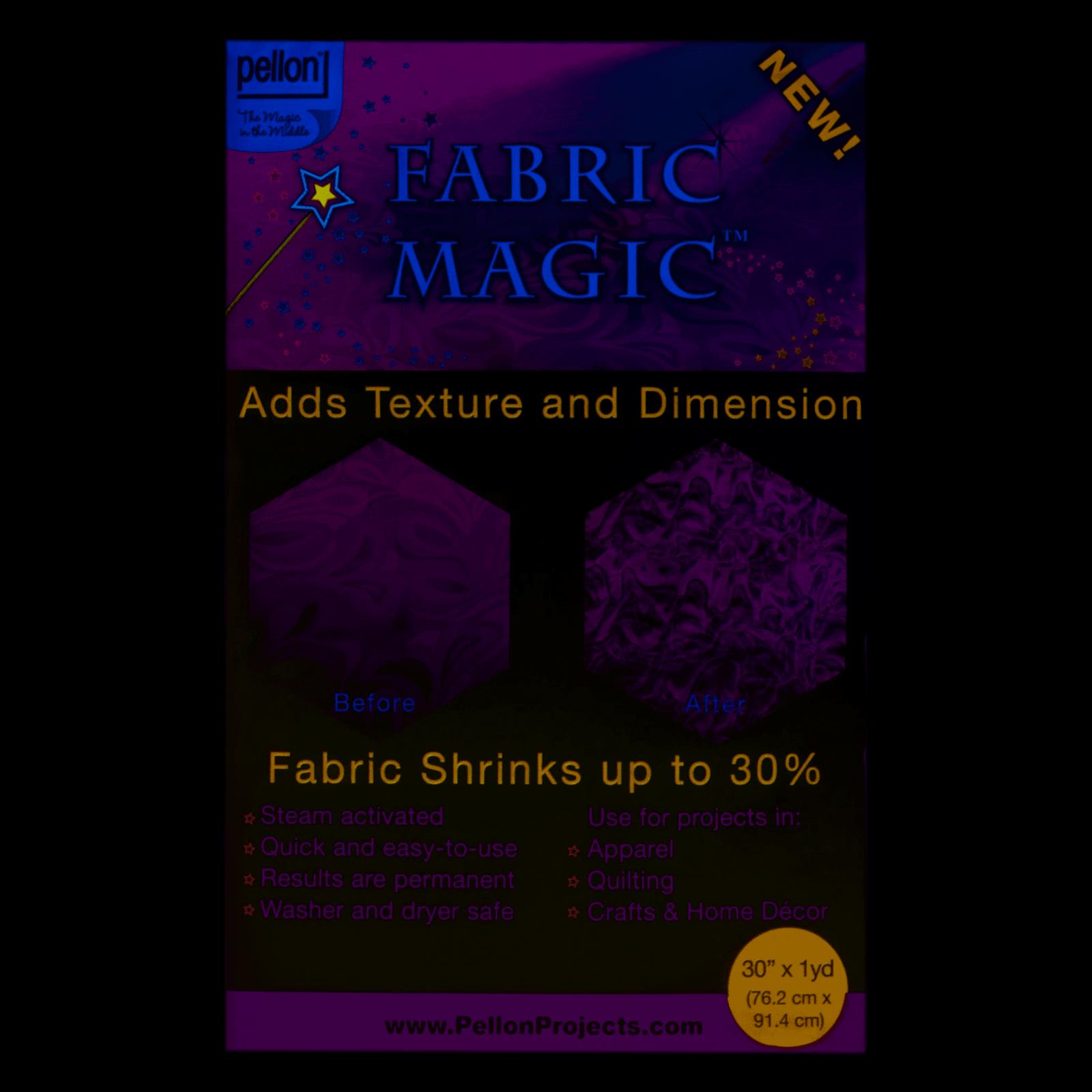 PELLON FABRIC MAGIC 30x1yd