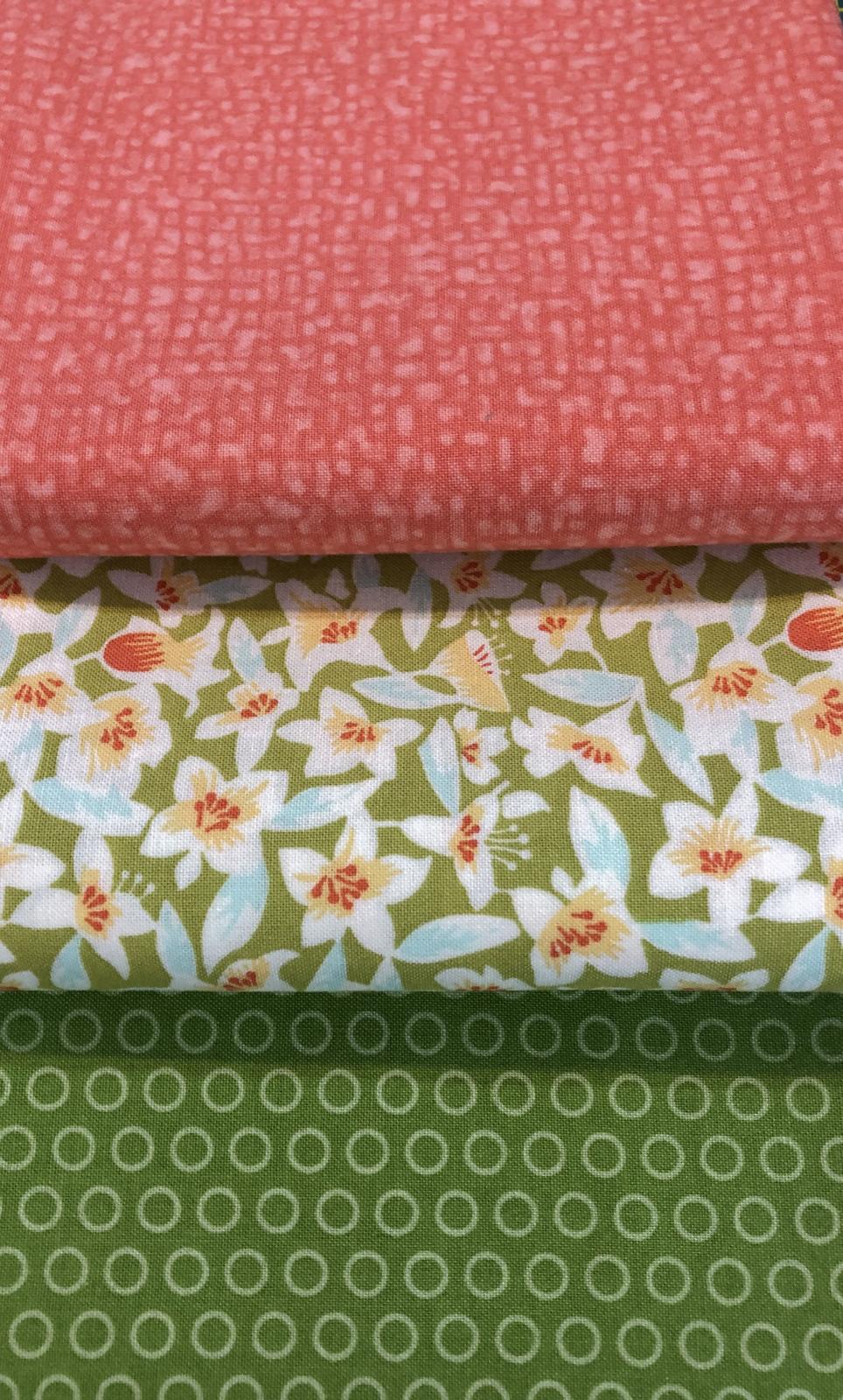 3 Yd Bundle - Springtime