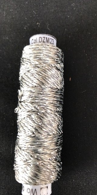 Starry Night Dazzle Threads - Silver