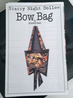 Bow Bag Pattern