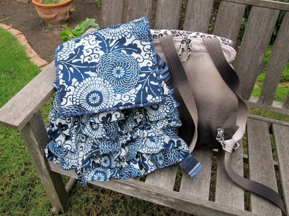 Starry Night Hollow Backpack