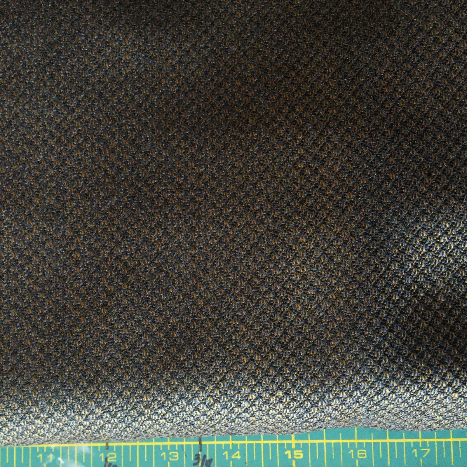 Dark Multi Dot Wool (60 Wide)
