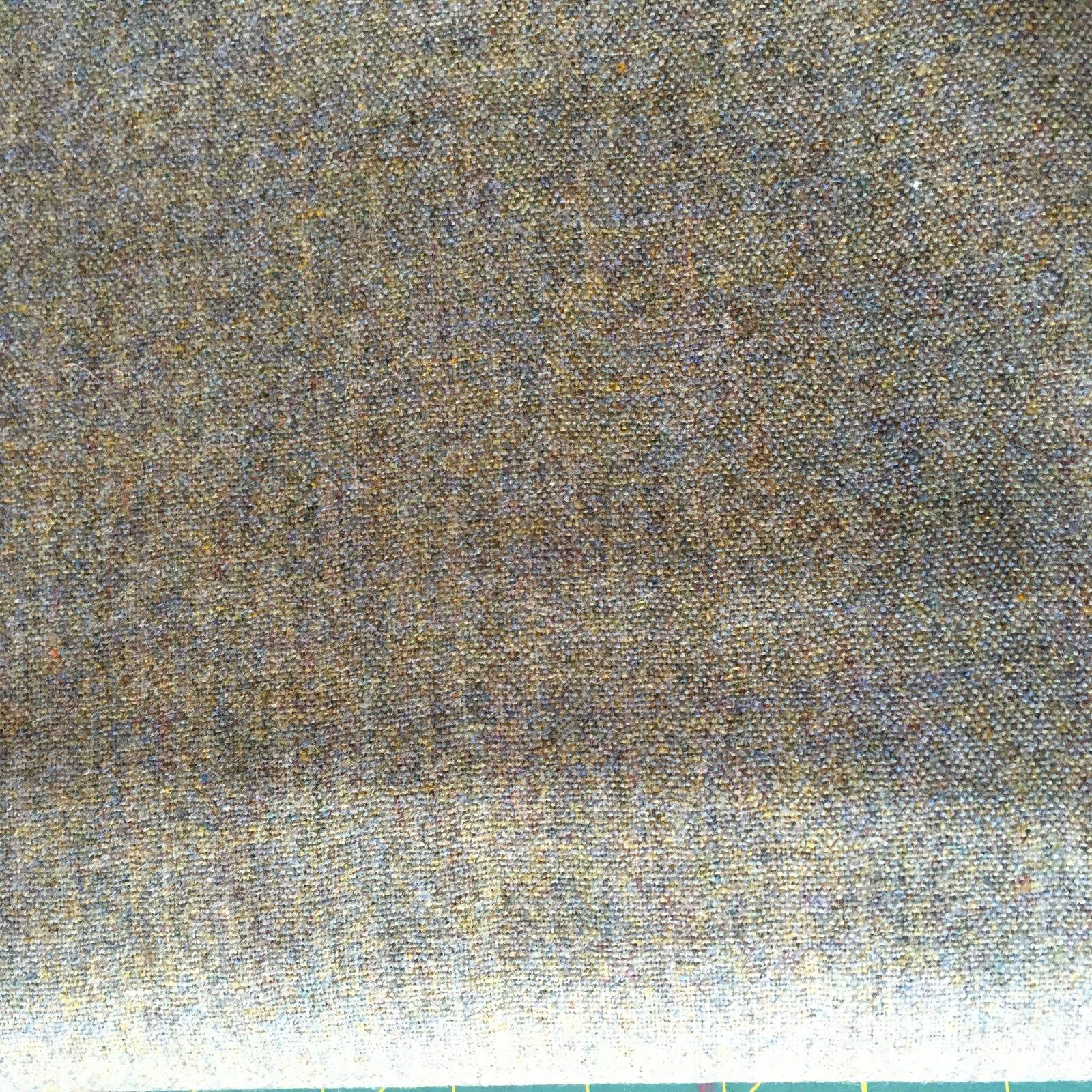 Gray/Green Multi Wool (60 Wide)