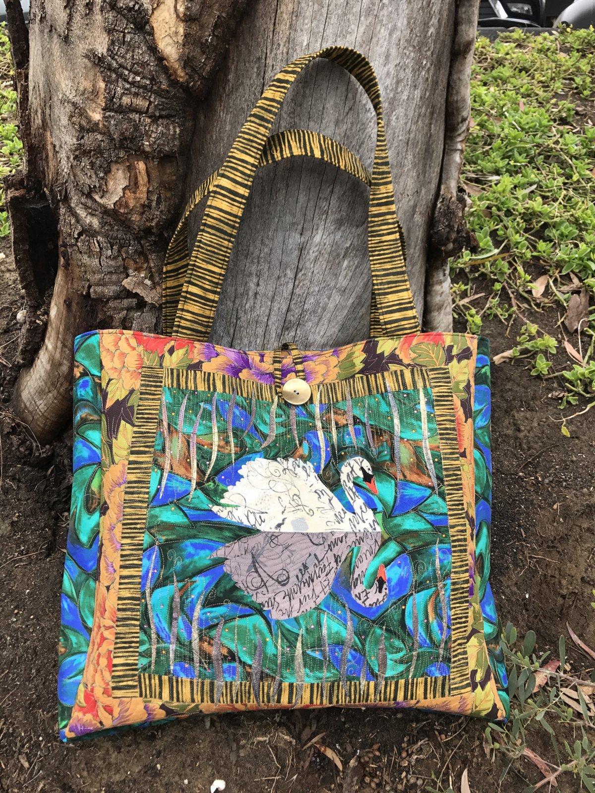Swan Bag Pattern