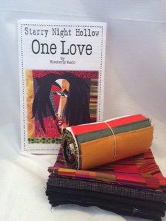 One Love (Bob Marley) Kit & Pattern