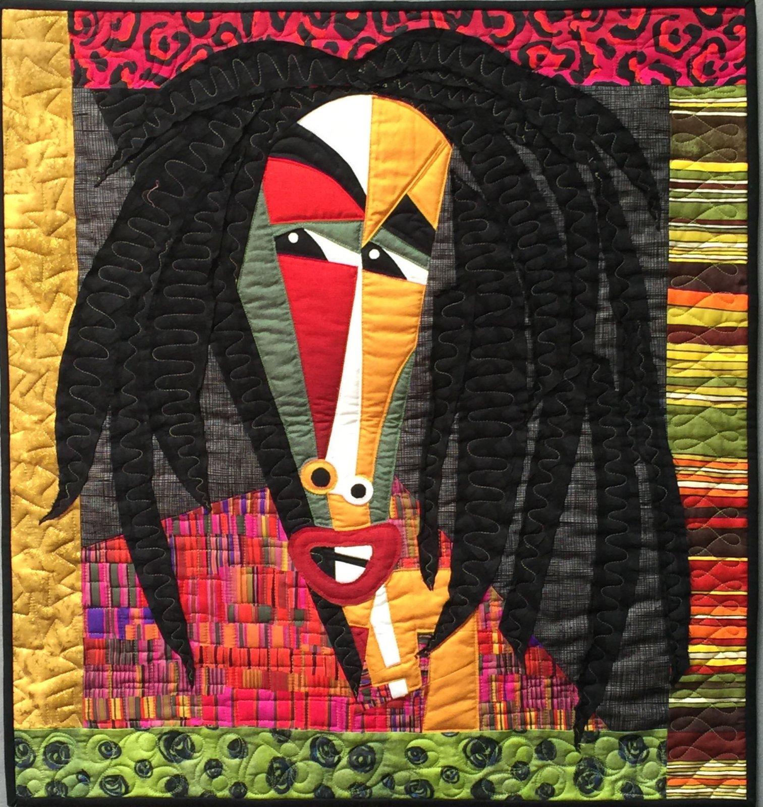 One Love (Bob Marley) Pattern
