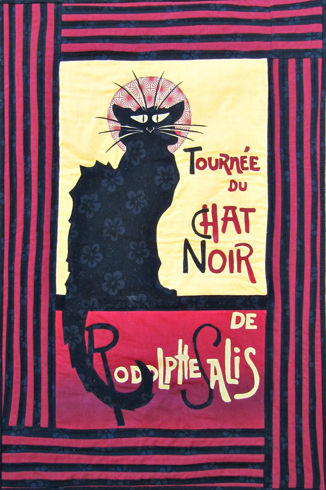 Le Chat Noir Pattern