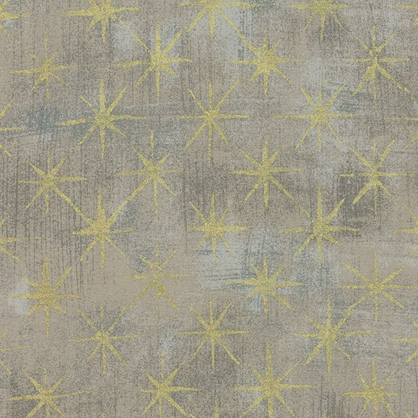 Grunge Seeing Stars - Basic Grey