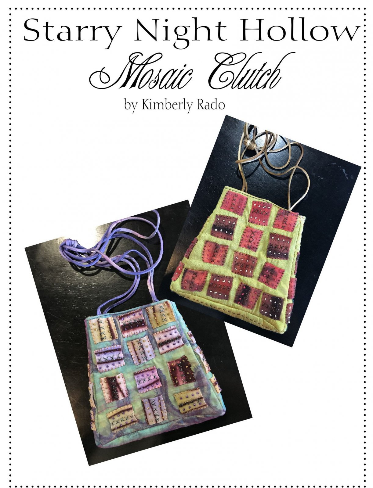 Mosaic Clutch Pattern