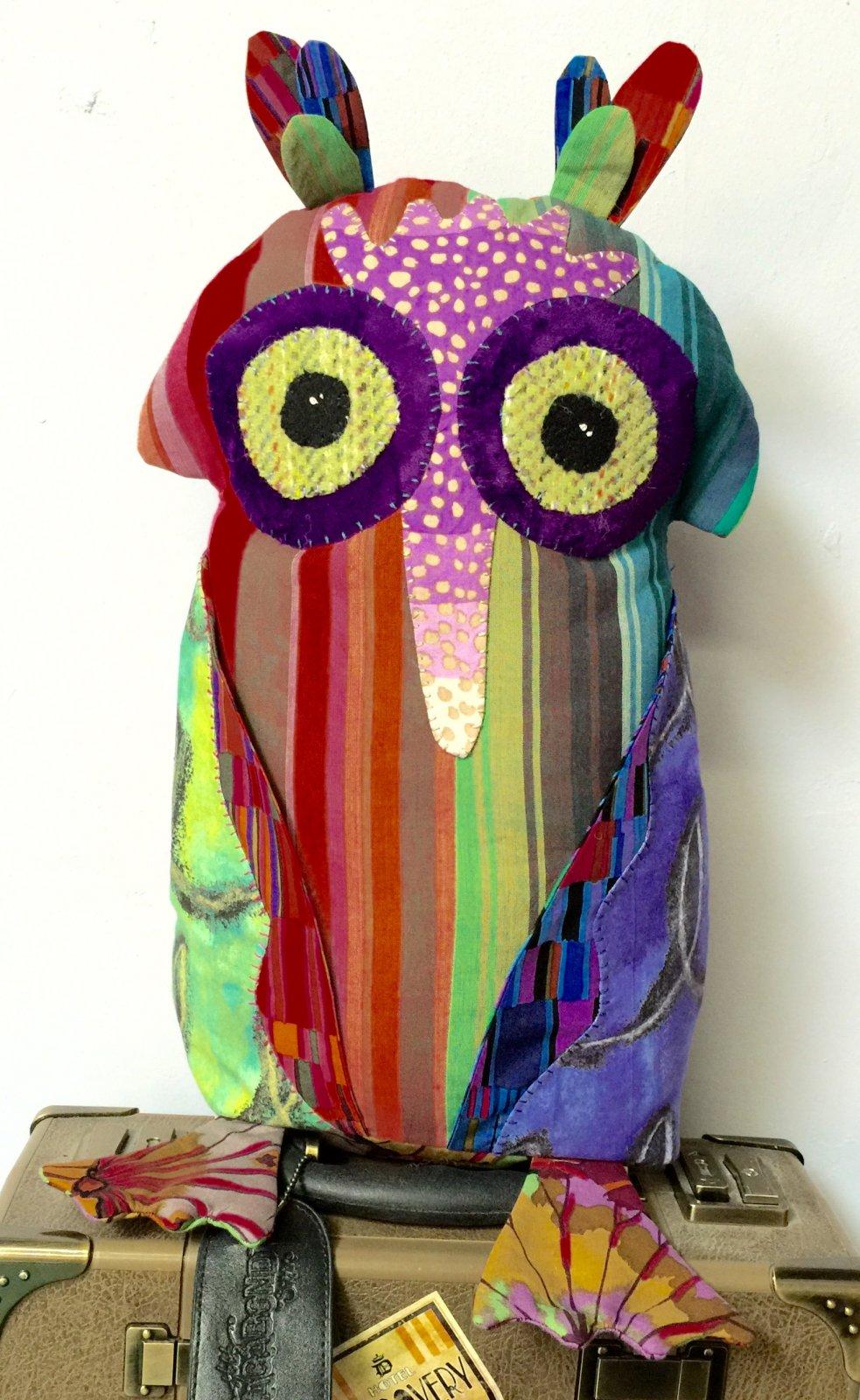 Poindexter Owl Pattern