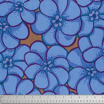Brandon Mably Elephant Flower - Blue
