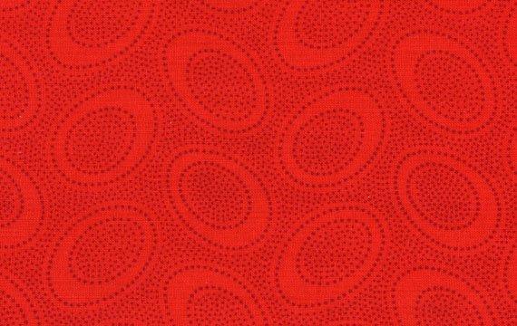 Kaffe Fassett Aboriginal Dot - Red