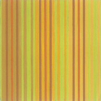 Modern Stripe - Saffron
