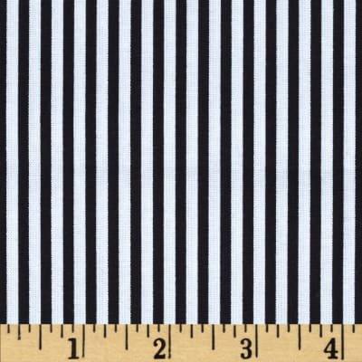 Little Stripe Black/White