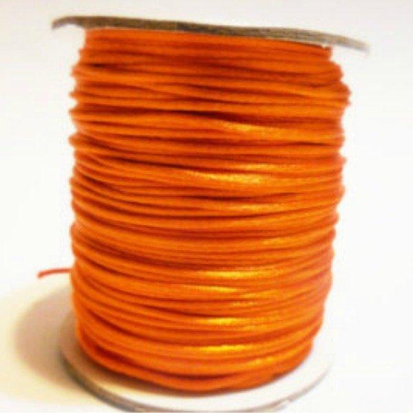 Trim Satin Cording 2.5 mm Orange