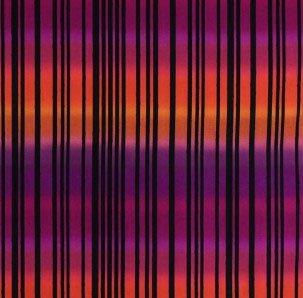 Les Meowserables Stripe - Purple