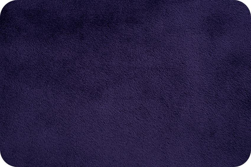 Shannon Fabrics - Solid Cuddle 3 58/60 Eggplant DR106015