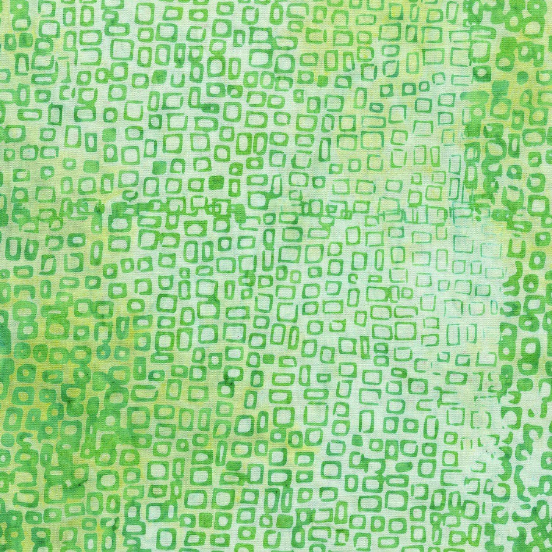 Anthology Fabrics - 408Q-5 Shamrock Squared Quiltessentials Vol. 3