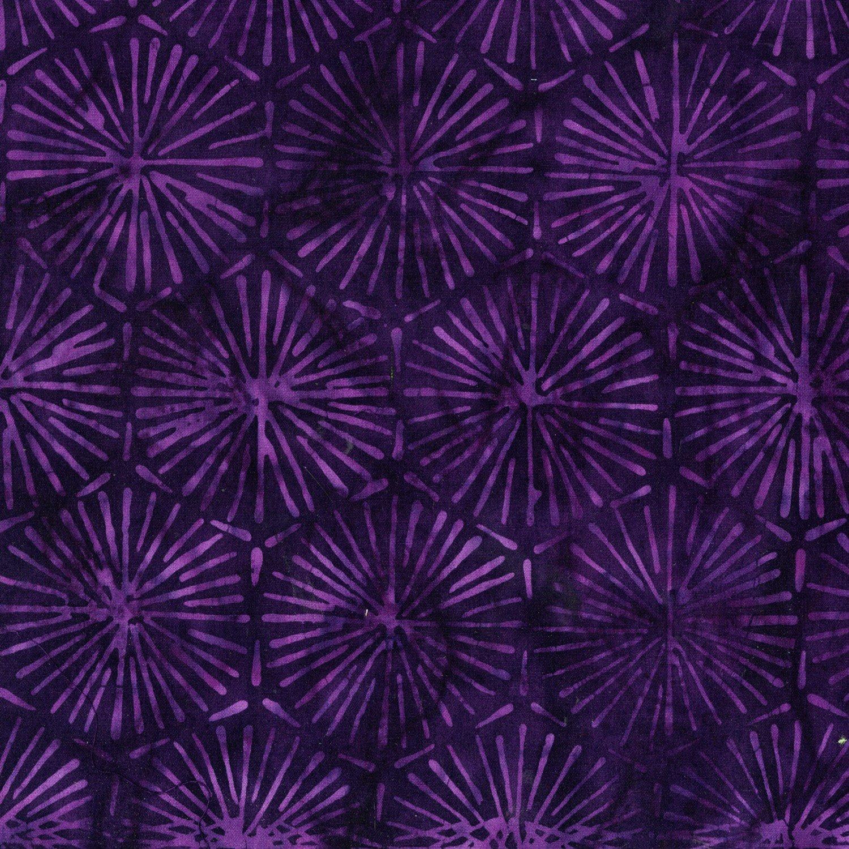 Anthology Fabrics - 418Q-6 Concord Star Burst Quiltessentials Vol. 4