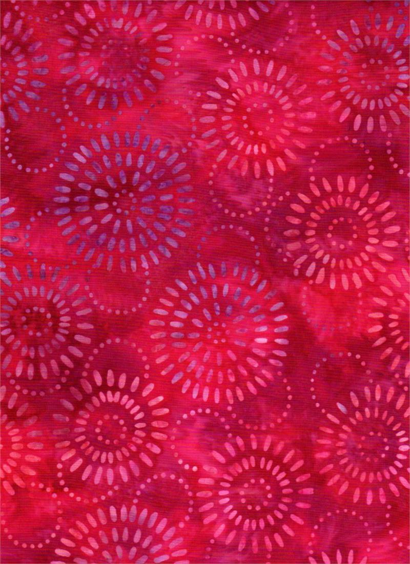 Batik Textiles - Fireworks Collection - 4704