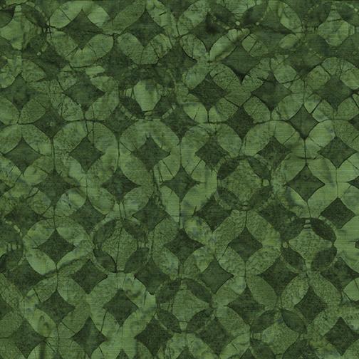 Island Batik - Seed Circles - Fairway 721604665