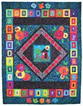 Around the Corner by Butterfly Express Quilting