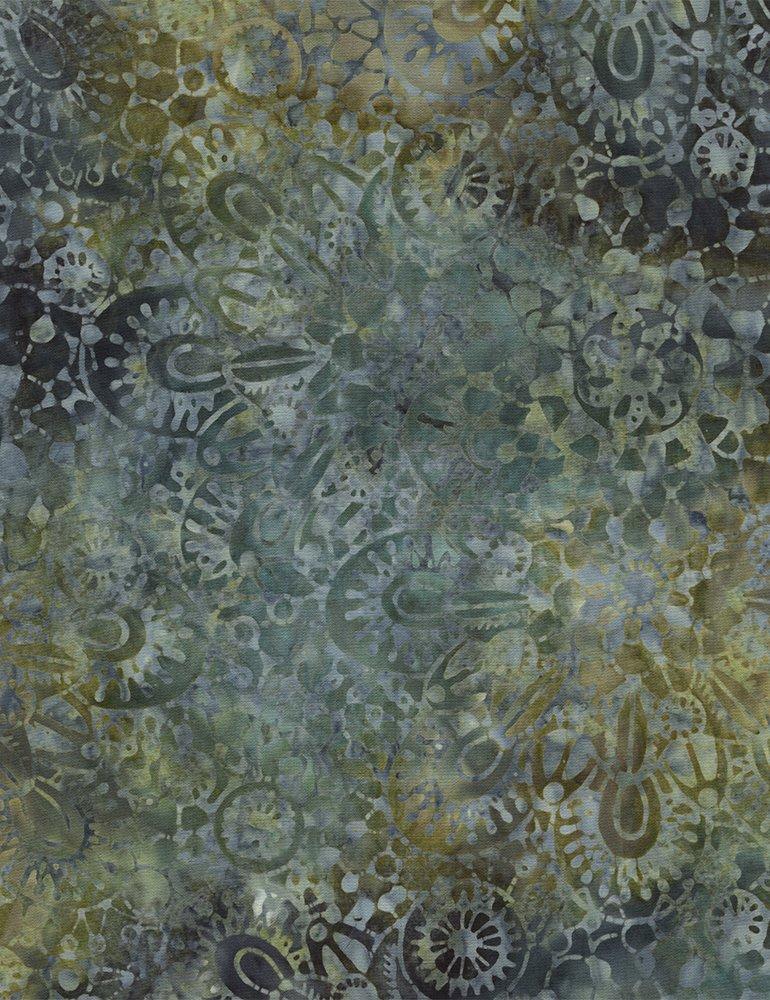 Timeless Treasures - Tonga B4617 Kaleidoscope Storm