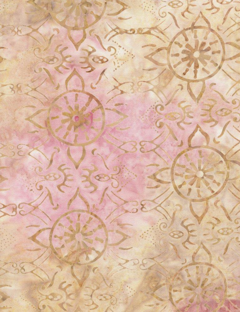 Timeless Treasures - Tonga Batik - B4706 Opal