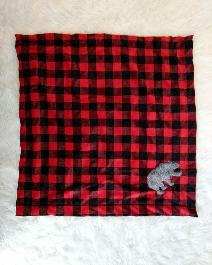 Shannon Fabrics - Hotcake Cuddle Kit 50x50 Bearclaw