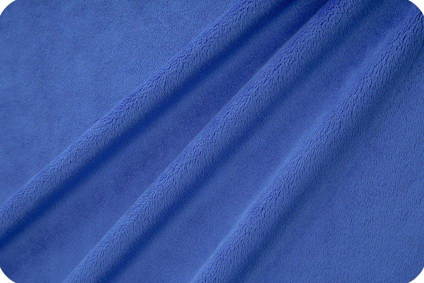 Shannon Fabrics - Solid Cuddle 3 58/60 Electric Blue
