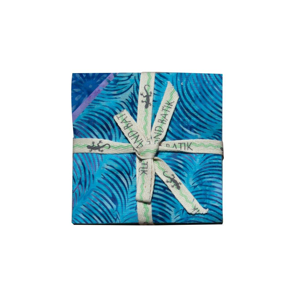 Island Batik - Drizzle Stamp 5 precut