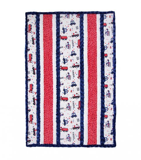 Shannon Fabrics - Fabulous 5 Cuddle kit 38x58   SF3416  9-1-1