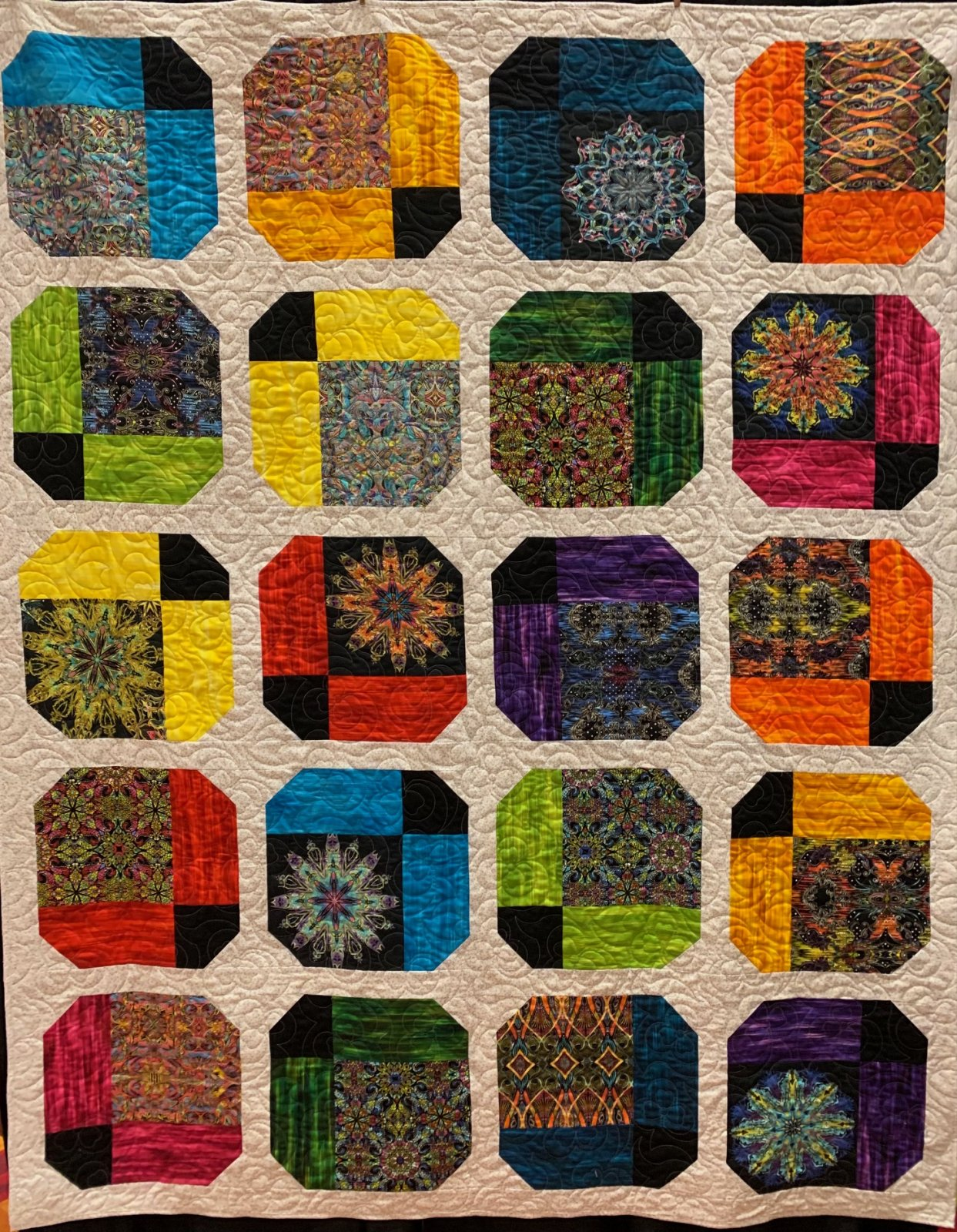 June Bug - Fabric kit for bugs only + Pattern