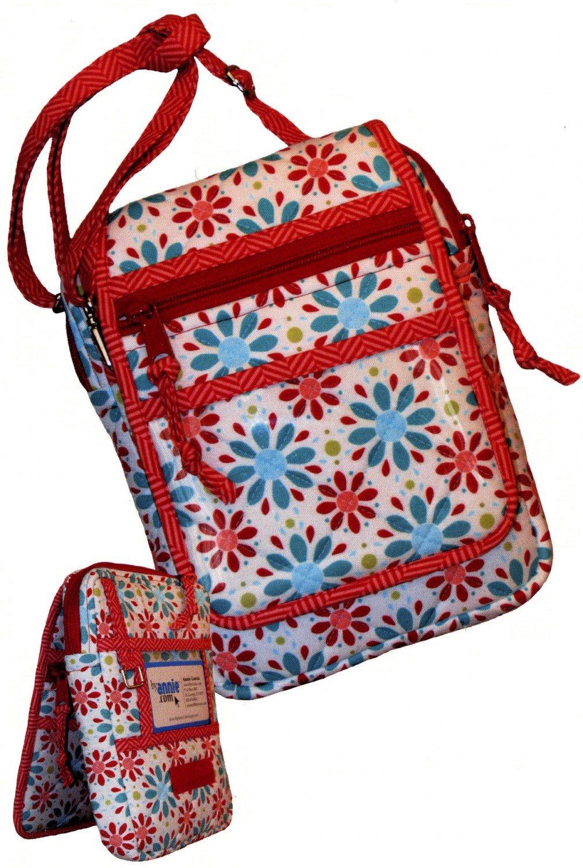 On The Go byAnnie.com bag pattern
