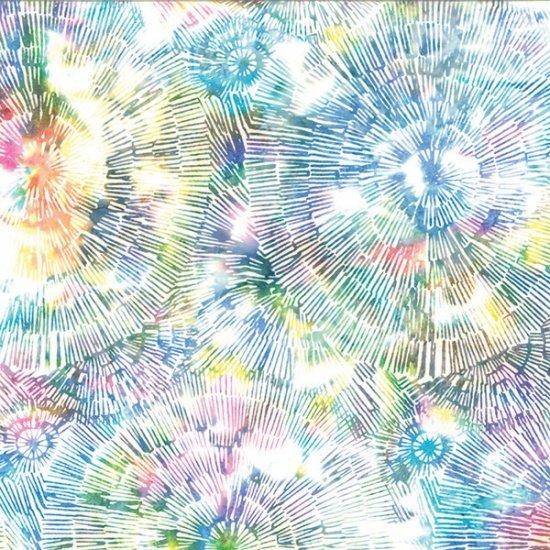 Hoffman Fabrics - Bali Batiks - Bark Texture Prism Q2130-633