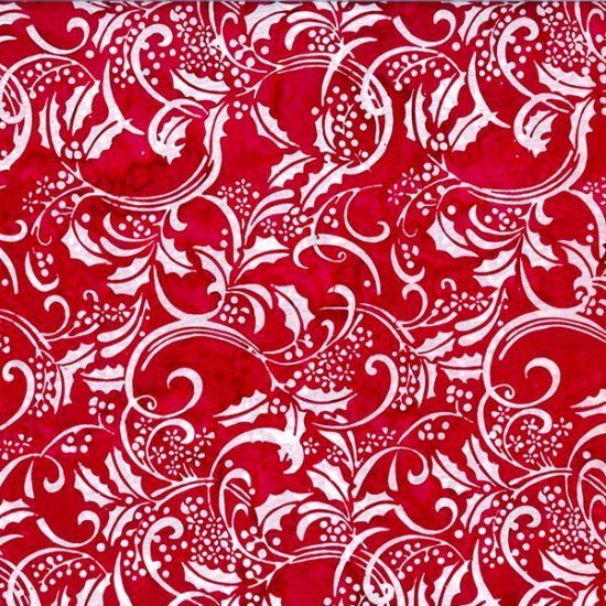 Bali Batik - Big Scroll Peppermint R2210-75