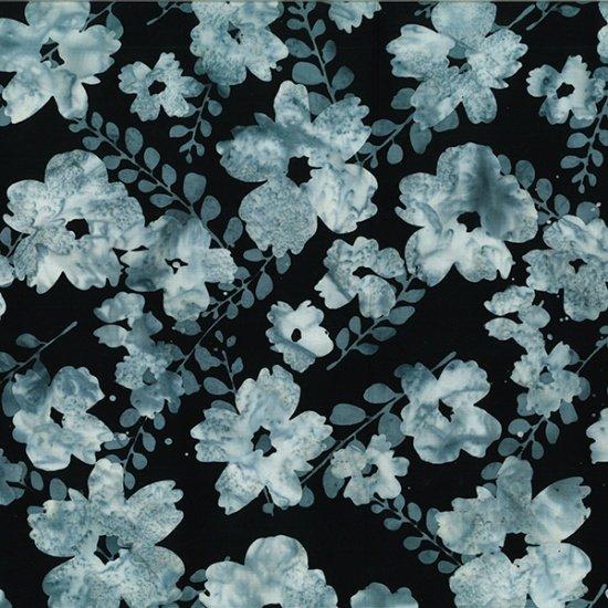 Bali Batik - Graphic Flower January R2222-586